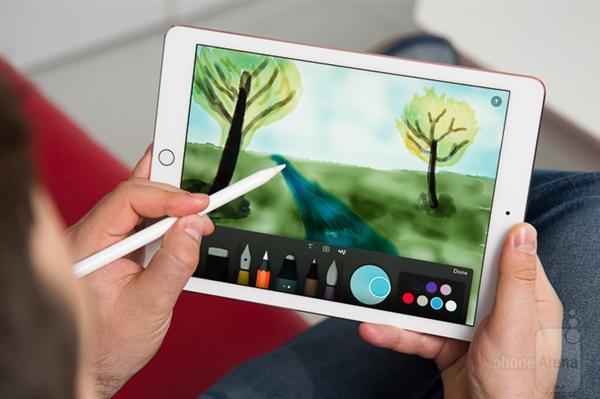 2588元起售 9.7寸iPad发布:搭载A10 Fusion