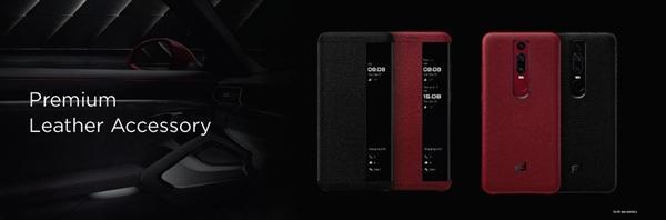 1.6万!华为发Mate RS保时捷设计:512GB+屏下指纹