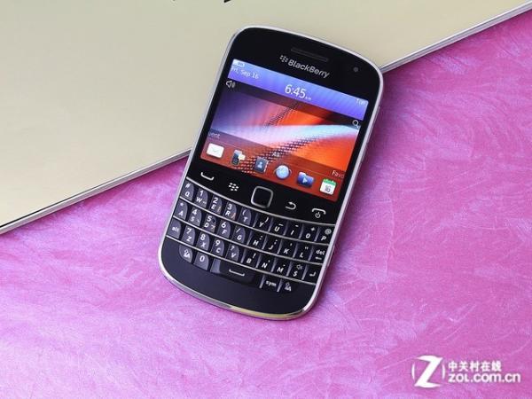黑莓复刻版手机也要来了 9900 Bold来了解一下