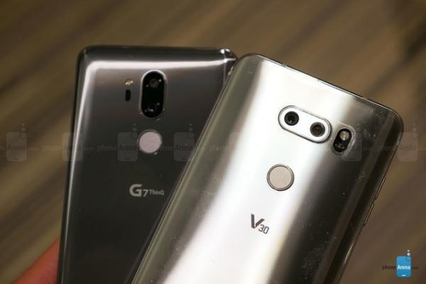 LG G7 ThinQ纽约发布 骁龙845