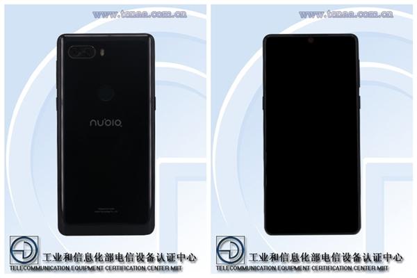 全面屏3.0要来了 努比亚新旗舰即将面世