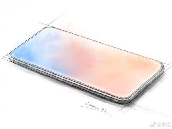 联想副总裁自曝Lenovo Z5设计  坐拥18项专利