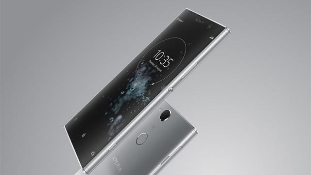 全面屏手机,索尼Xperia XA2 Plus来了!