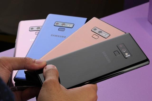 三星Note9发布,行货版价格揭晓,比iPhone X更贵!