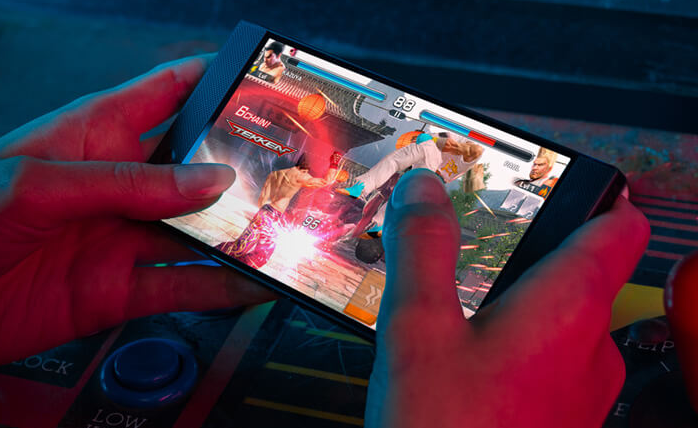 骁龙845游戏神机跑分曝光 独特屏幕 从此告别掉帧