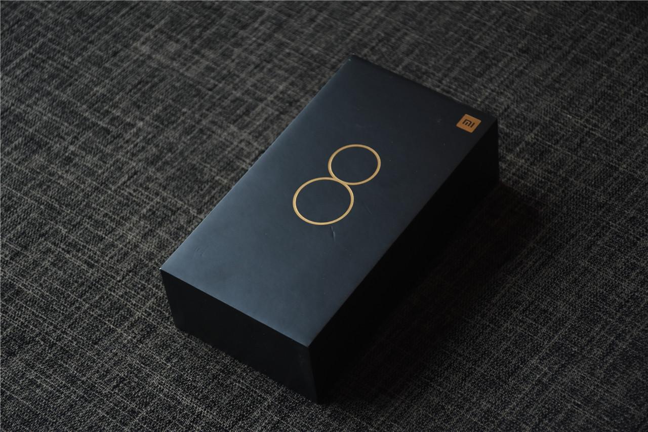 小米8屏幕指纹版开箱:3599元真香
