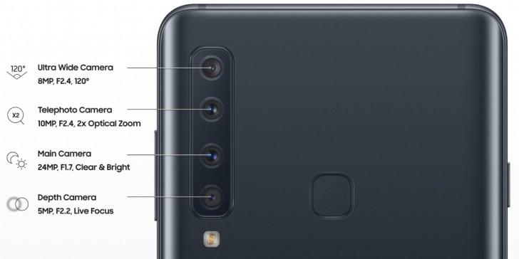 首款四摄手机发布:骁龙660+8GB内存