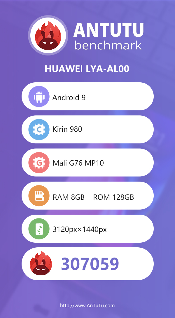 Huawei Mate 20 Pro Antutu Benchmark Score Revealed: 8GB+128GB Really Powerful!