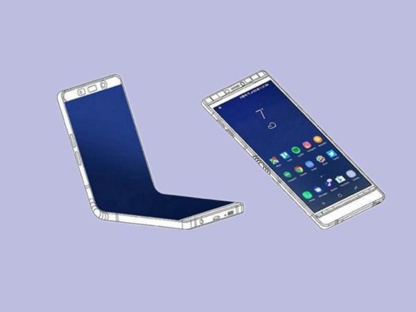 三星可折叠手机细节曝光 两种屏幕方案 无屏幕指纹识别