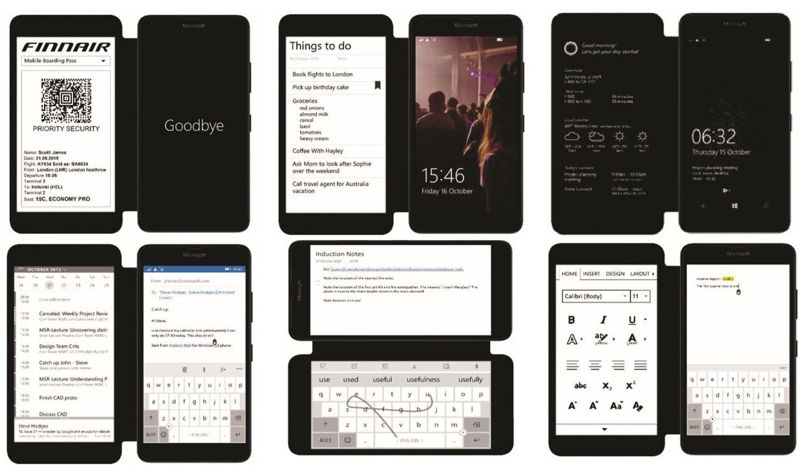 Lumia不死?微软突然公布双屏手机