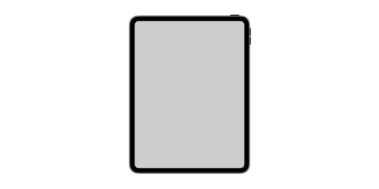 全新iPad外形无悬念 颜值暴增