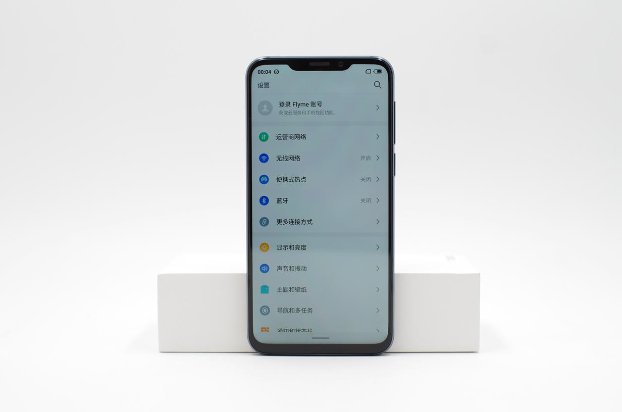 魅族X8评测:魅族第一款刘海屏手机,速来围观!