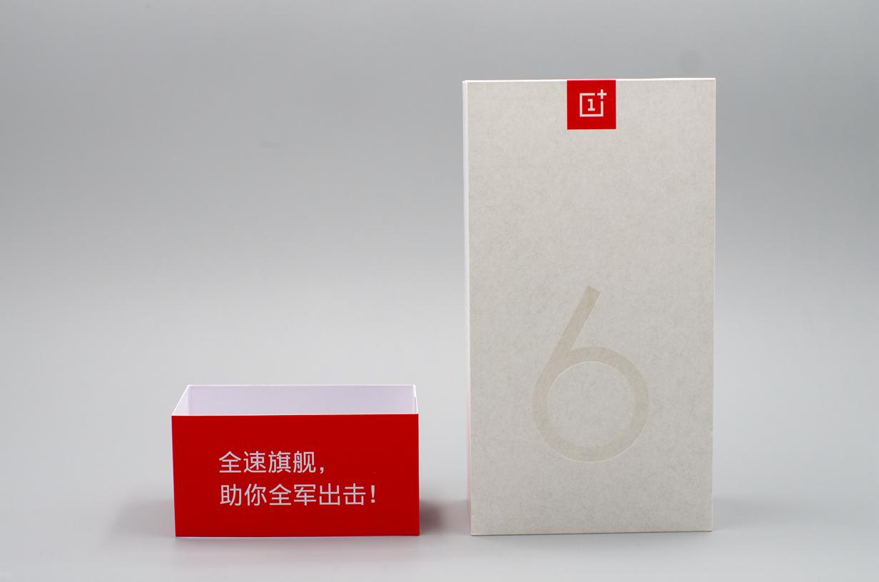 开箱图赏:一加手机6T