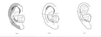 苹果新专利曝光:AirPods设计大改 集成生物识别