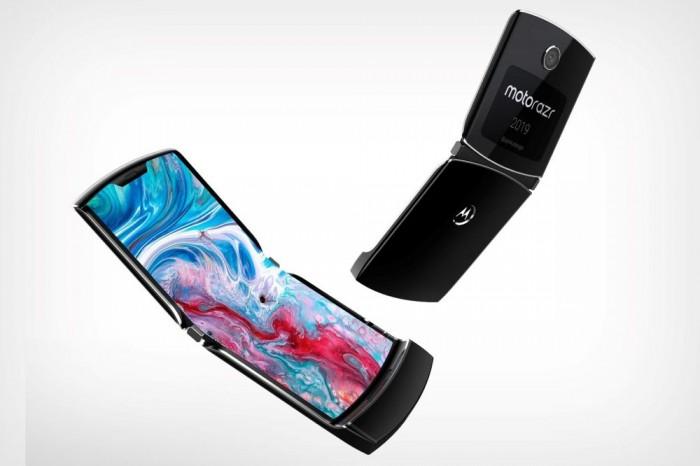 经典重生:Moto RAZR折叠手机渲染图曝光