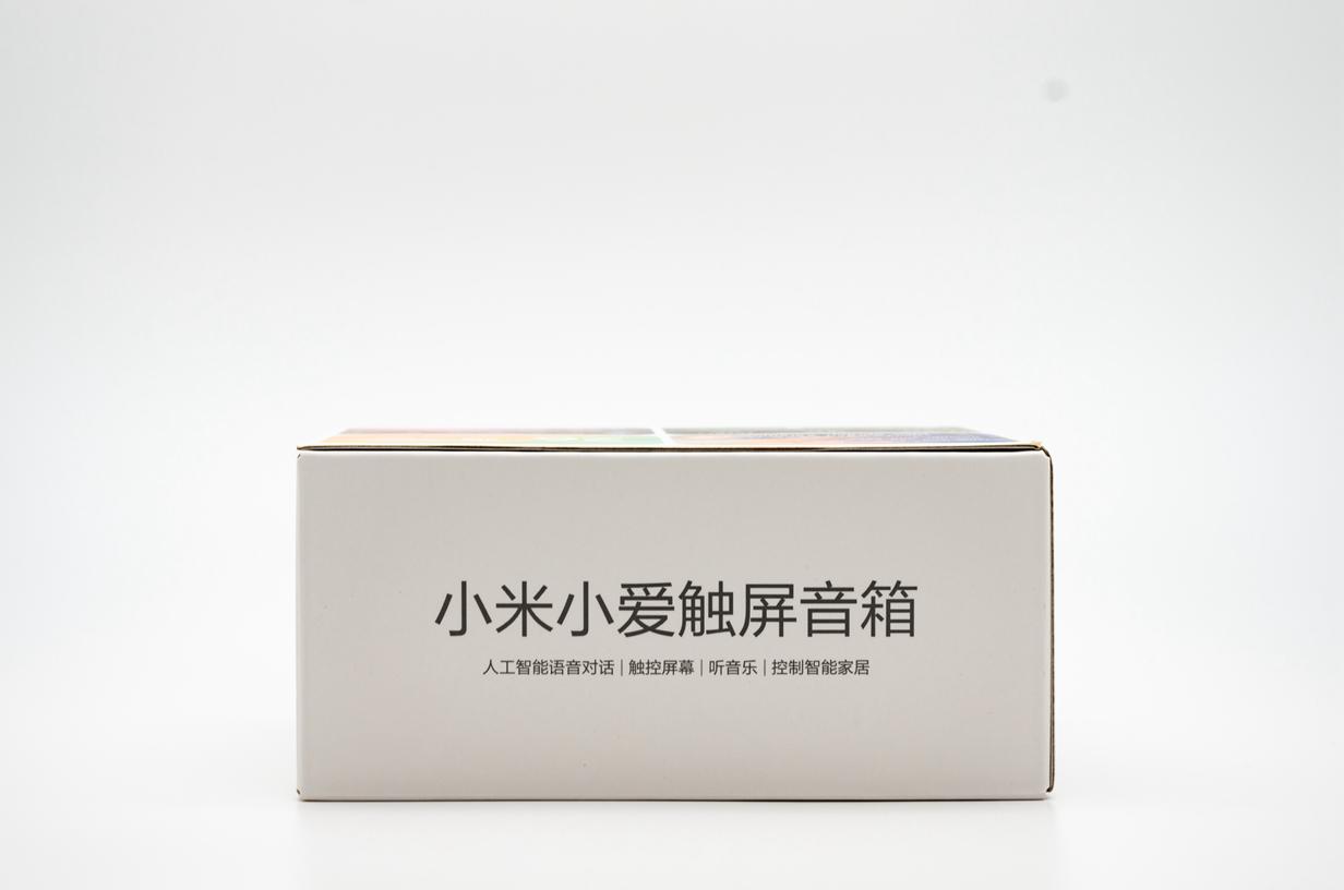 开箱图赏:小爱触屏音箱