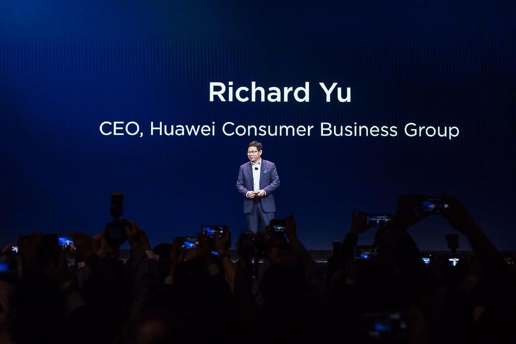 余承东:华为手机出货今年世界第一
