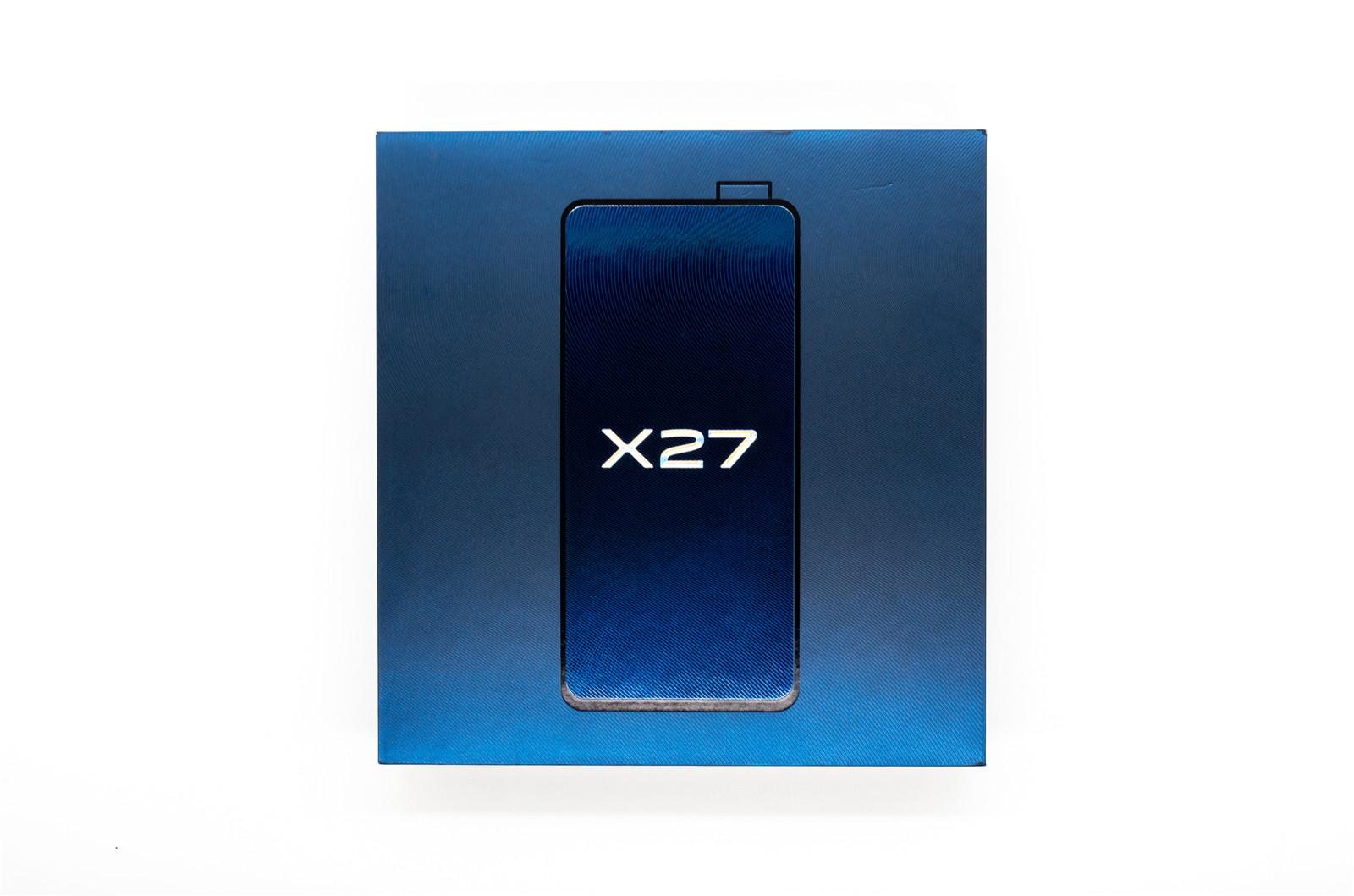 vivo X27评测:颜值、体验全方位进化