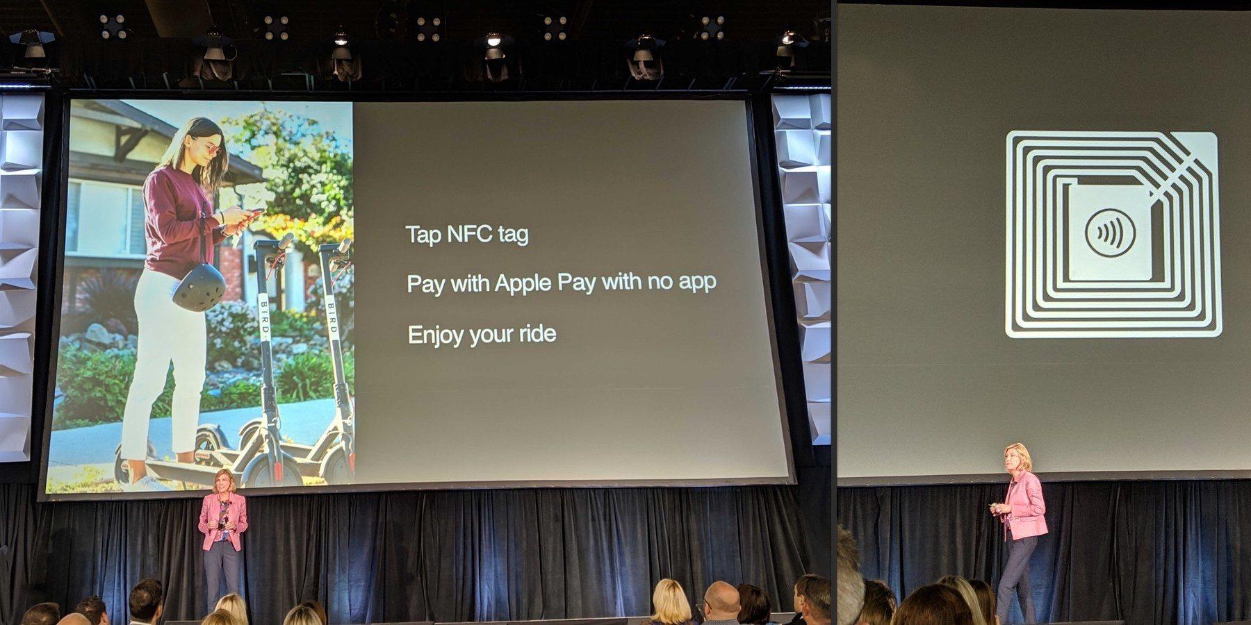 "iPhone即将支持NFC ""碰一碰""直接付款"