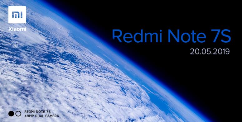 红米Note 7S海外官宣:4800万像素加持