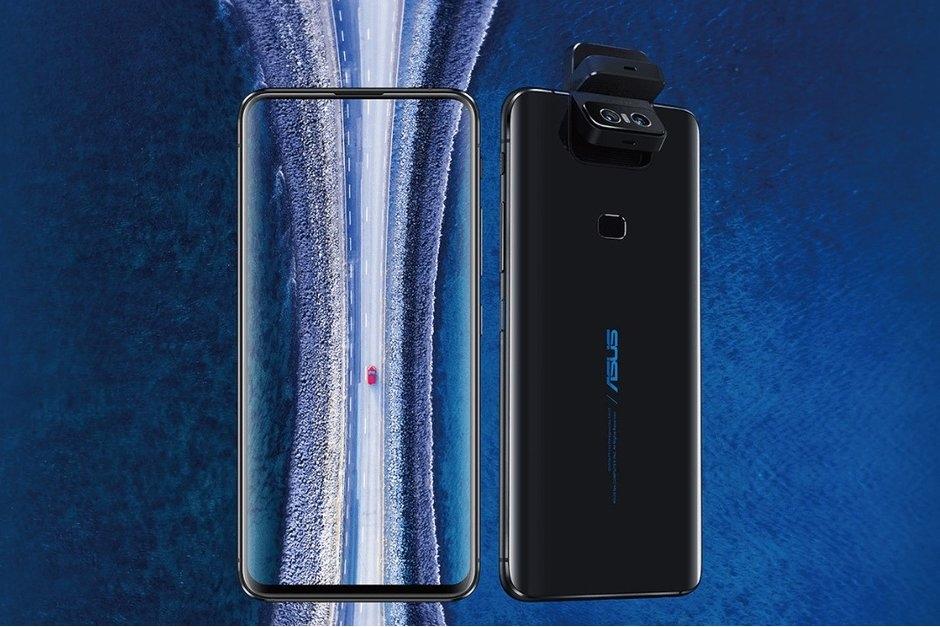 华硕ZenFone 6正式发布:骁龙855+翻转镜头