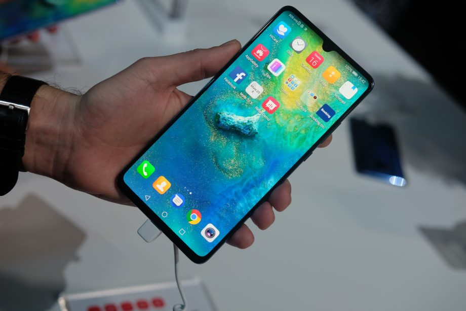 华为首款5G手机通过认证!40W快充