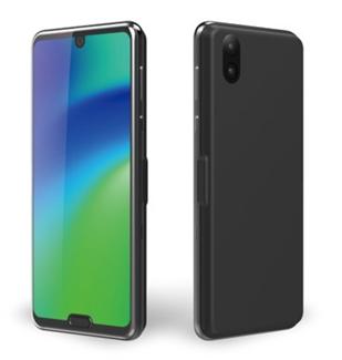双刘海设计!全新5G旗舰手机即将推出