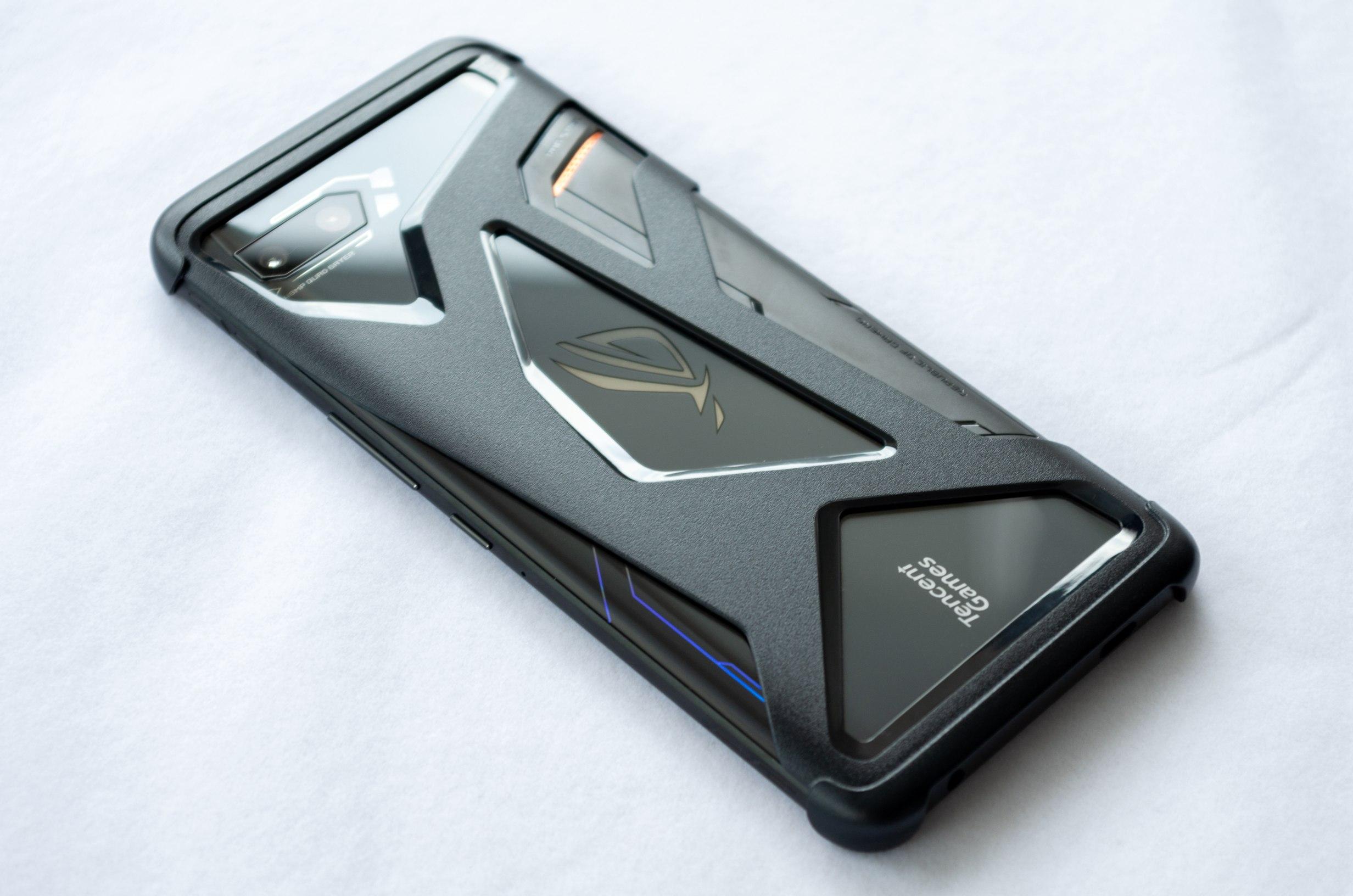 ROG游戏手机2评测:骁龙855 Plus+120Hz屏