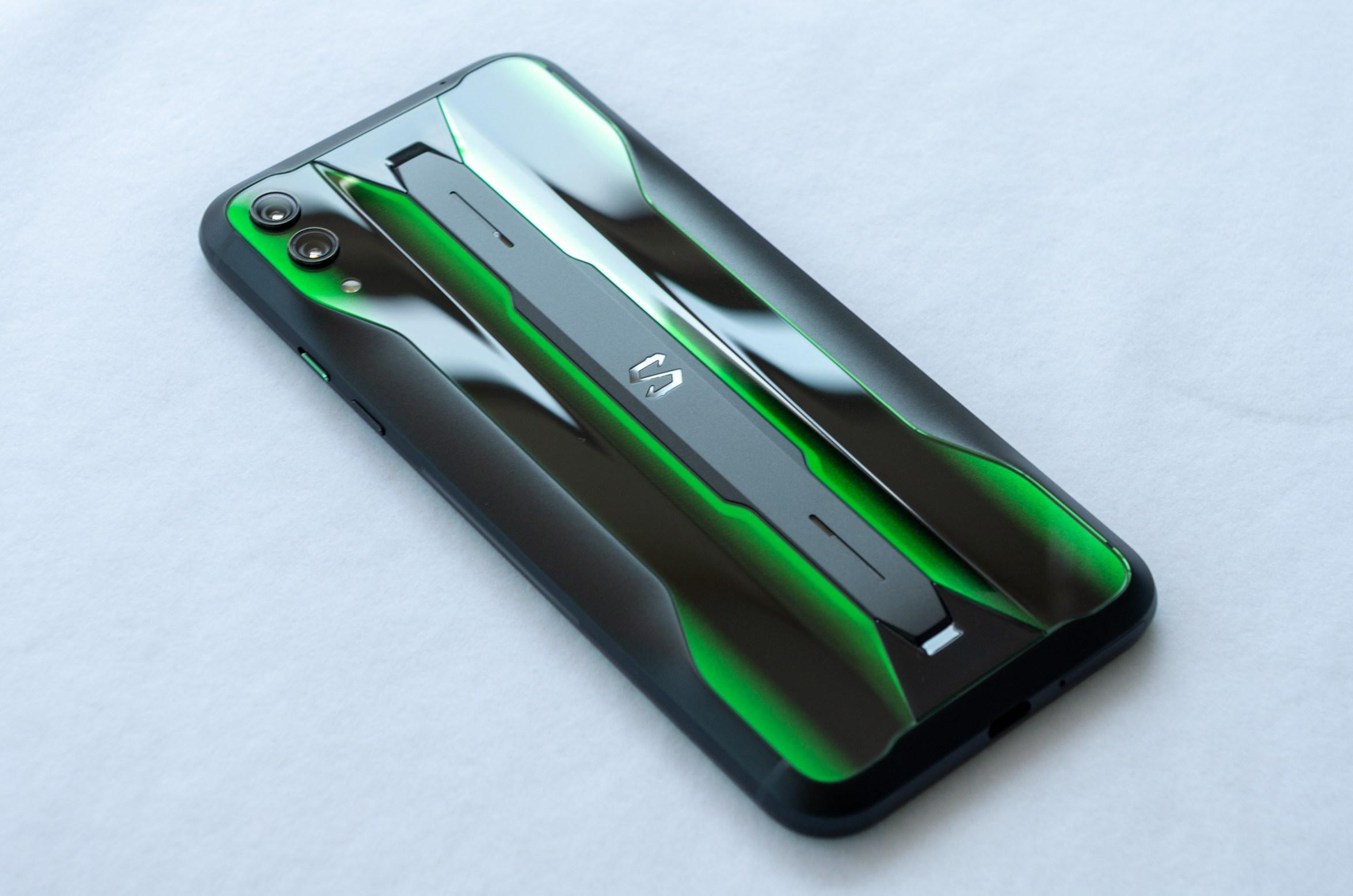 黑鲨游戏手机2 Pro评测:性价比成最大优势