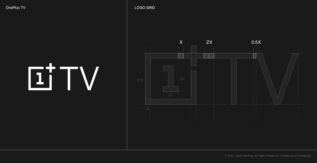 一加电视LOGO公布:命名One Plus TV