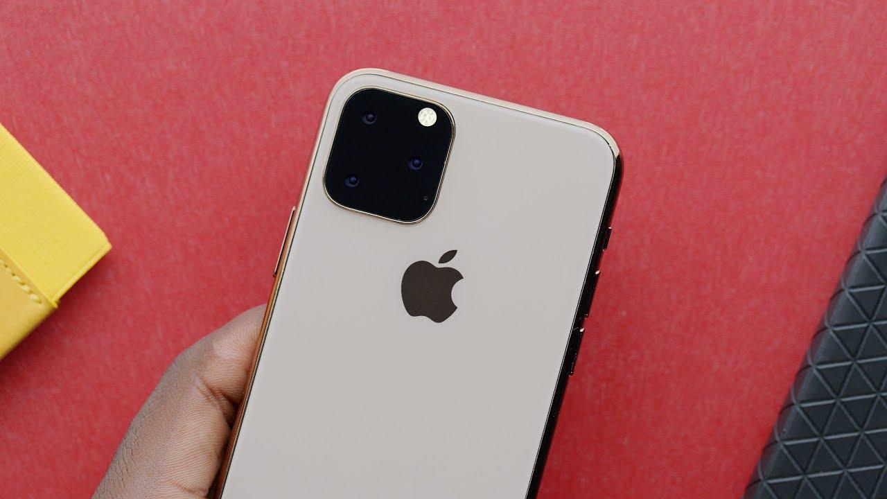 iPhone 11 Pro曝光:毫无新意?