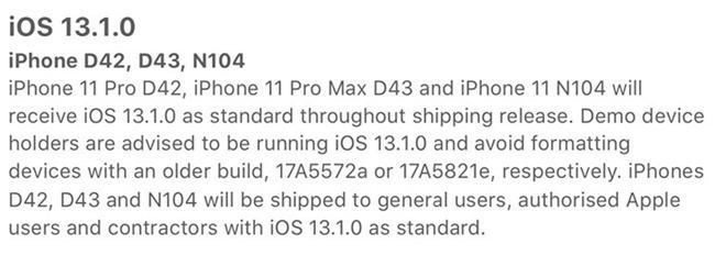 苹果全新iPhone命名实锤 系统亮了