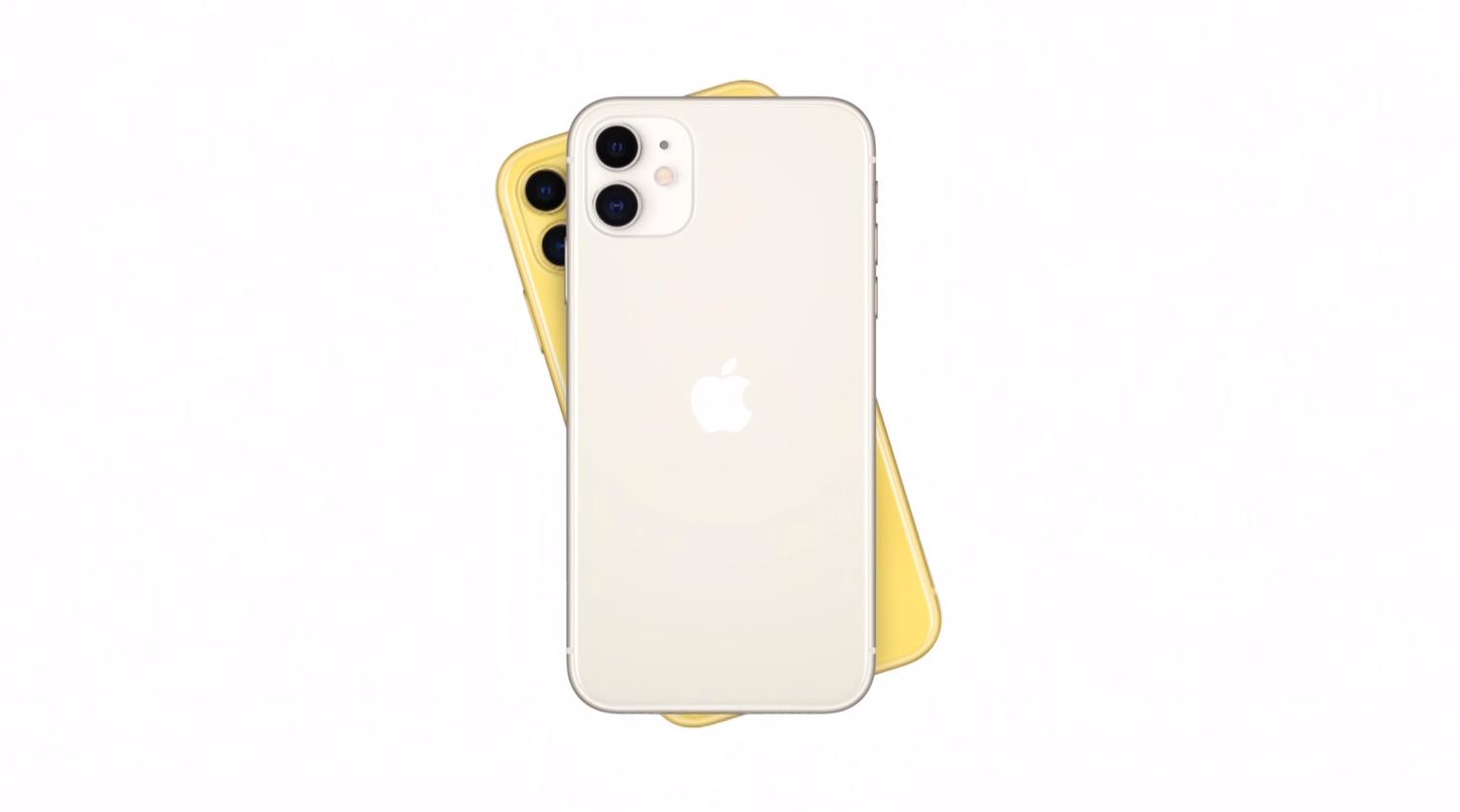 iPhone 11正式发布!