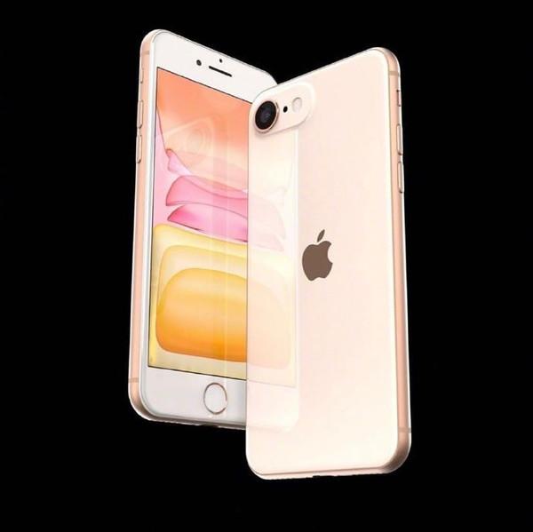 A13加持!iPhone SE2渲染图曝光:长这样买吗?