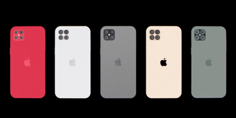 无刘海!iPhone 12 Pro渲染视频曝光:重回经典外观