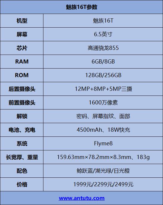 魅族16T评测:用大屏幕和大电池迎来大市场