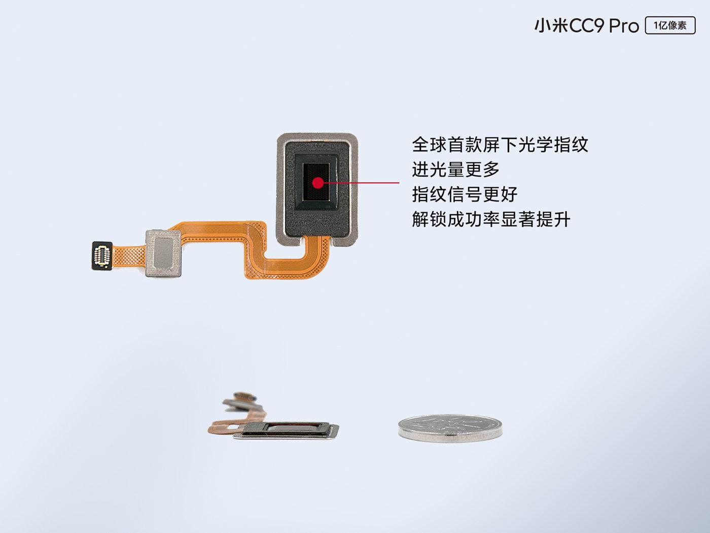 小米CC9 Pro官方拆解图赏:揭开一亿像素真容