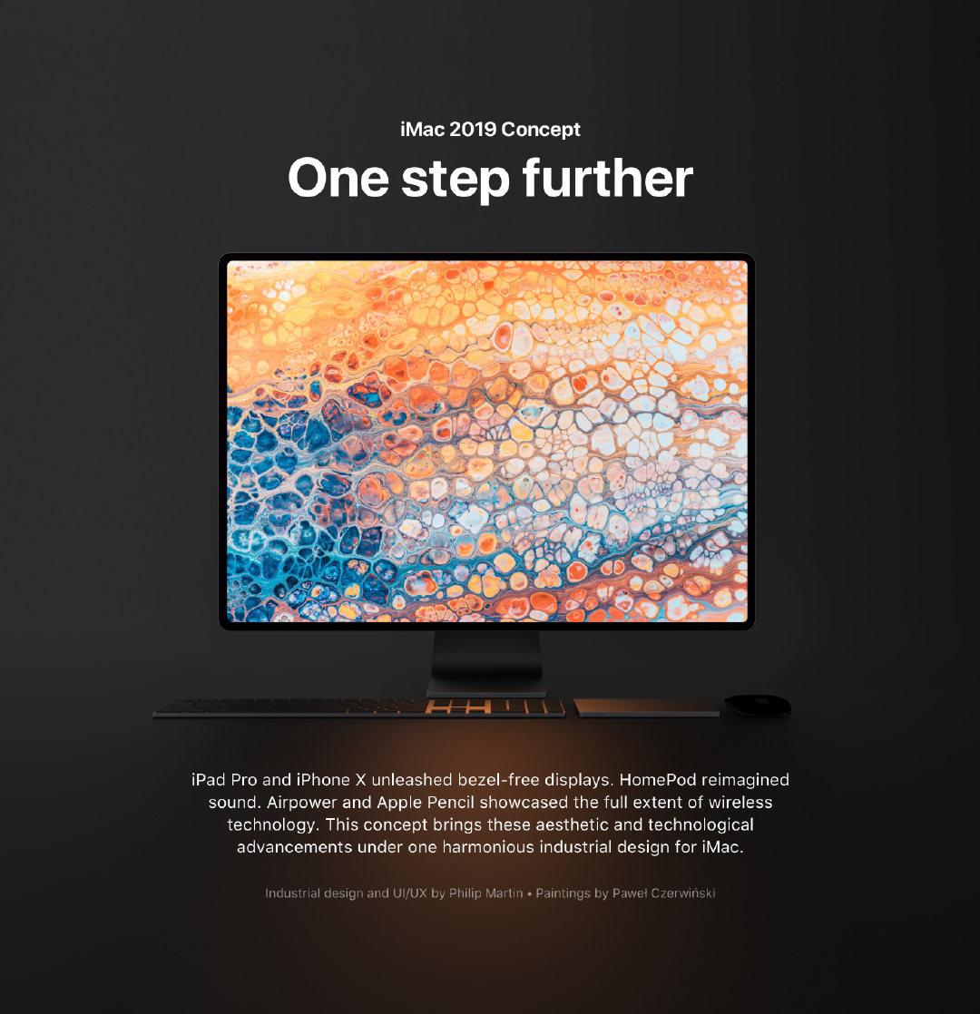 如果iMac设计成这样 销量要比iPhone好