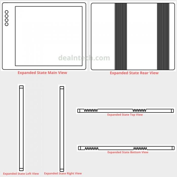 小米又一折叠屏专利曝光 和MIX Alpha同步研发