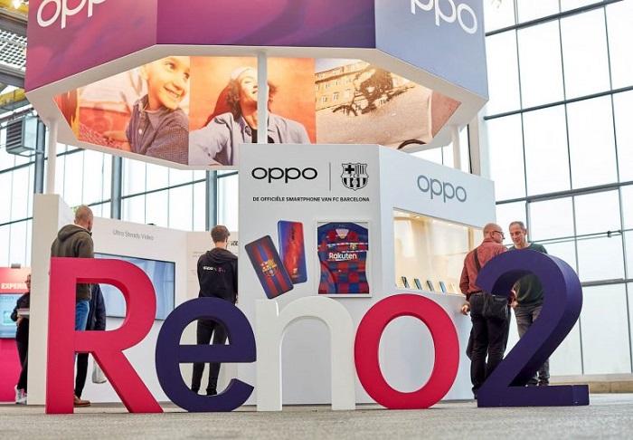 欧洲市场放光彩 OPPO在欧洲进行公开5G测试