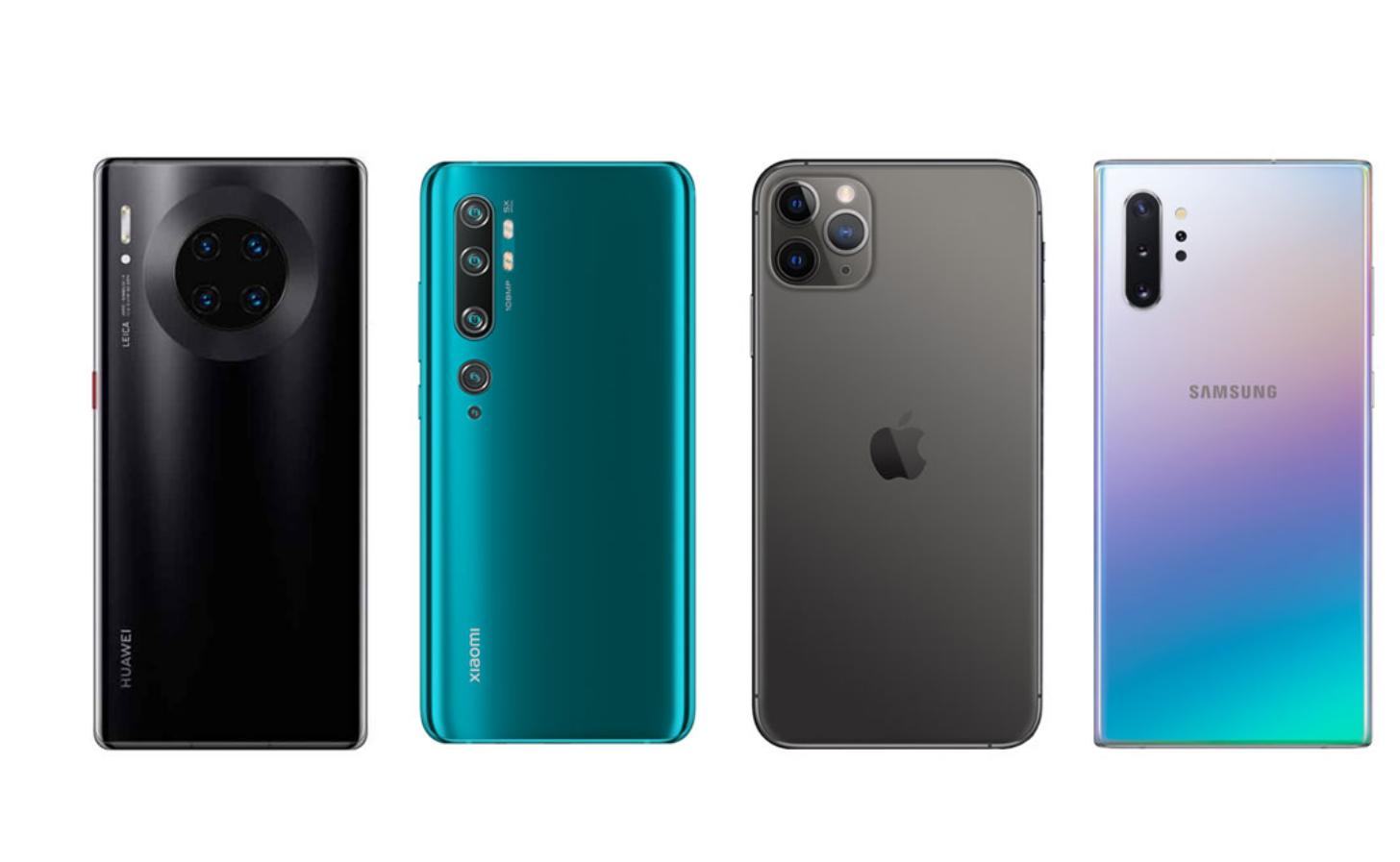 DxOMark 2019年度最佳手机相机榜单公布 华为小米赢了