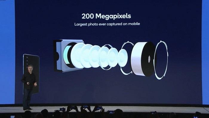一亿像素不是终点 高通 2亿像