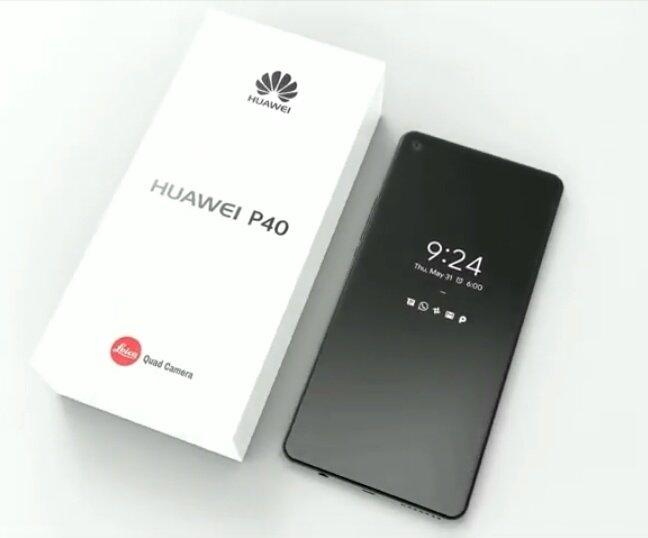 激进!华为P40 Pro曝光:2K/120Hz屏、石墨烯电池