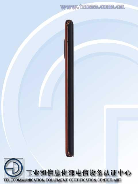 骁龙865新机外形确认:99.6%屏占比惊艳