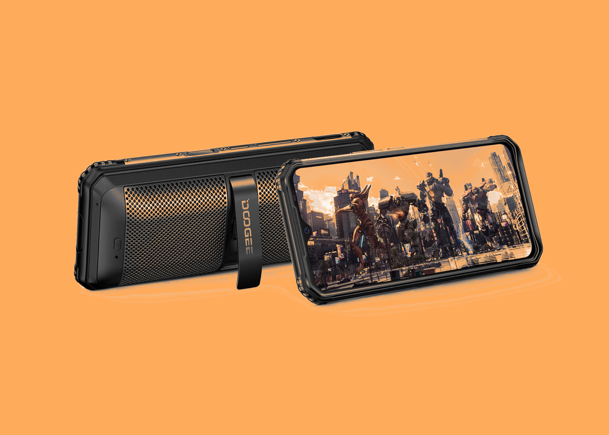 8650mAh电池手机你见过吗?还支持三防