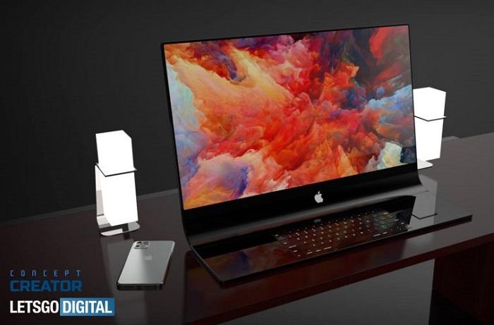 全新iMac Pro将至 曲面玻璃环绕