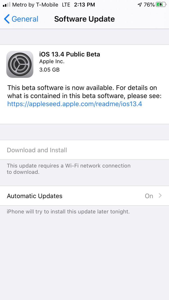 iOS 13.4公测:iPhone能当车钥匙