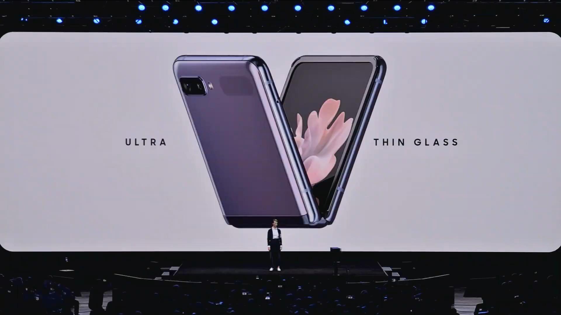 三星全新折叠屏发布 致敬经典