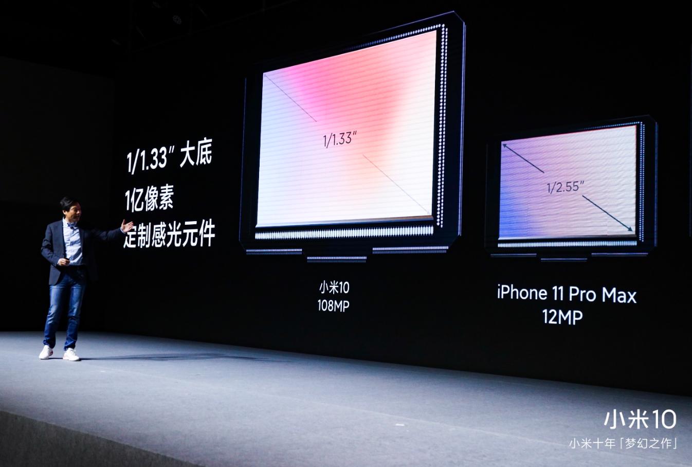 价格揭晓!小米10正式发布:骁龙865、一亿四摄