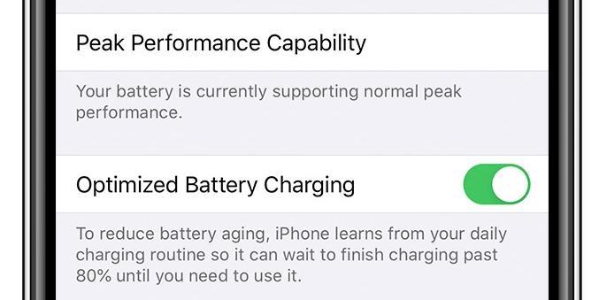 iOS 13重磅更新:电池能耐用